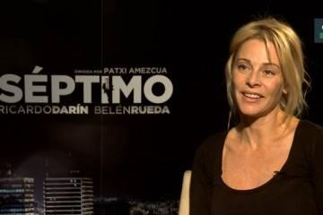 Belén Rueda durante la entrevista en exclusiva para LosInterrogantes.com