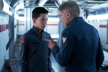 """Imagen de la película """"El juego de Ender"""" (2013)"""