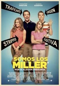 Somos Los Miller - Cartel