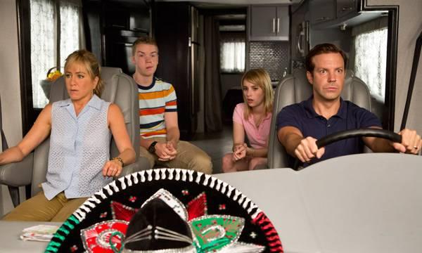 """Imagen de la película """"Somos Los Miller"""" (2013)"""