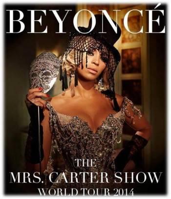 Beyoncé anuncia nuevo concierto en Barcelona en 2014