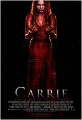 "Cartel de ""Carrie"" (2013)"