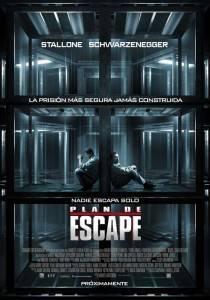 """Cartel de la película """"Plan de escape"""""""
