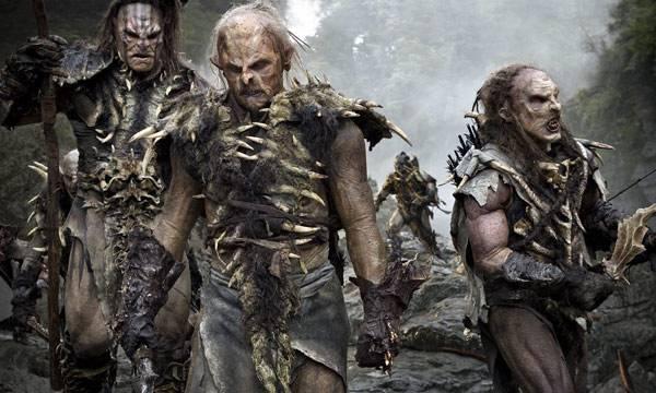 """Orcos, las únicas víctimas de """"El hobbit: La desolación de Smaug"""""""