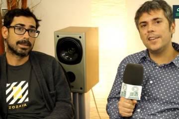 """Iván Ferreiro en entrevista exclusiva presentando """"Valmiñor-Madrid, Historia y cronología del mundo"""""""