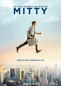 "Cartel ""La vida secreta de Walter Mitty"""