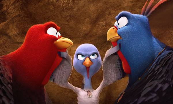 """Imagen de la película de animación """"Vaya Pavos"""" (2013)"""