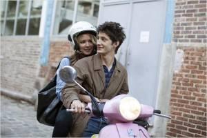 Cr tica 20 a os no importan una deliciosa comedia francesa - Pelicula francesa silla ruedas ...