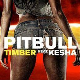 "Pitbull y Ke$ha - ""Timber"""