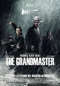 "Cartel ""The granmaster"" de wong kar wai"