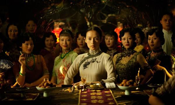 "Imagen de la película ""The Granmaster"" de Wong Kar Wai 2"
