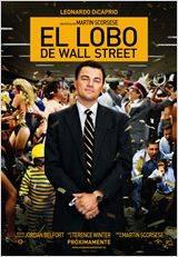 """Cartel """"El lobo de Wall Street"""""""