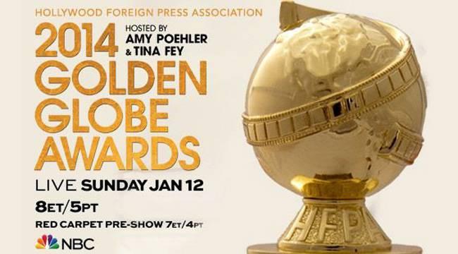 Ganadores Globos de Oro 2014