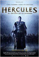 """Cartel """"Hércules: El origen de la leyenda"""""""