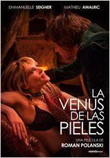 """Cartel """"La Venus de las pieles"""""""