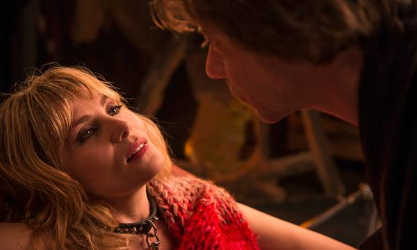 """Imagen de la película """"La Venus de las pieles"""" (2014) de Roman Polanski"""