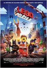 """Cartel """"La Lego película"""""""