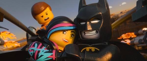 """Imagen de """"La Lego película""""(2014)"""