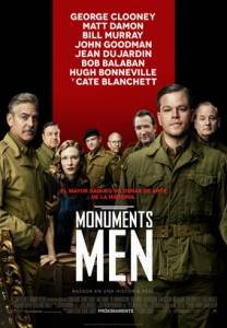 Monuments Men - Cartel