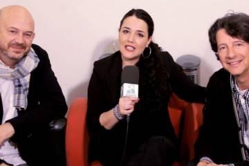 Imagen de Presuntos Implicados durante la entrevista en LosInterrogantes.com