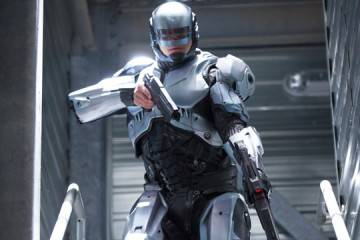 """Imagen de la película """"RoboCop"""" (2014) de José Padilha"""