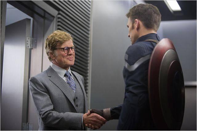 """Imagen de la película """"Capitán América: El Soldado de Invierno"""" (2014)"""