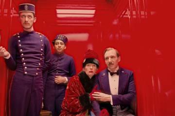 """Imagen de la película """"El Gran Hotel Budapest"""" (2014)"""
