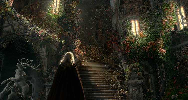 """Imagen de la película """"La Bella y la Bestia"""" (2014) de Christophe Gans"""