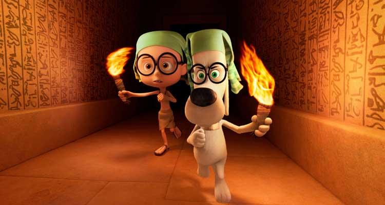 """Imagen de la película """"Las aventuras de Peabody y Sherman"""" (2014)"""
