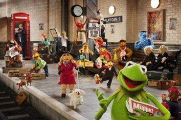 """Imagen de la película """"El tour de los Muppets"""" (2014)"""
