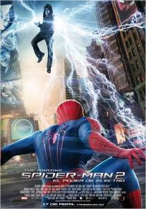 The Amazing Spider-Man 2: El poder de Electro - Cartel