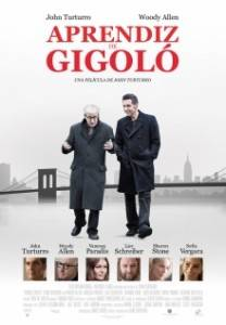 Aprendiz gigoló - Cartel