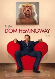 Cartel de Dom Hemingway