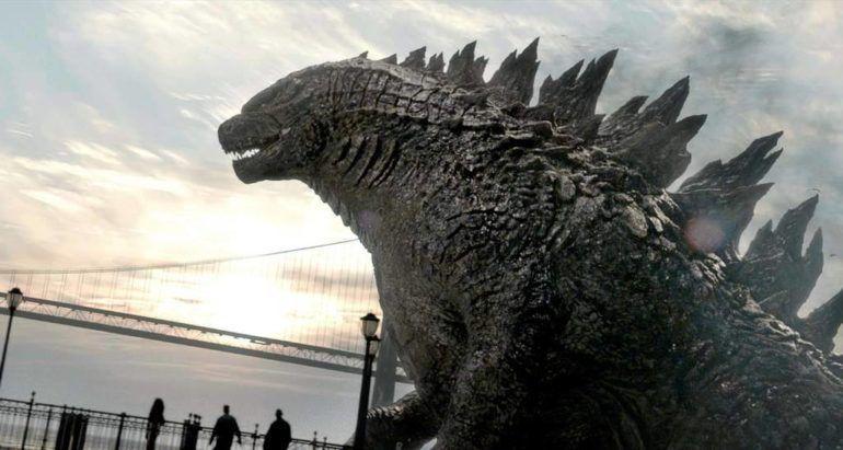 Conserva un aspecto cercano al original Godzilla 2014