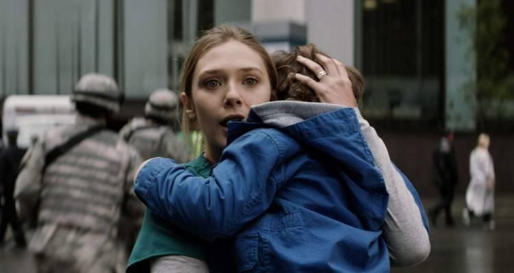 Elizabeth Olsen - Imagen de 'Godzilla 2014'