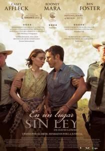 Cartel de la película 'En un lugar sin Ley'