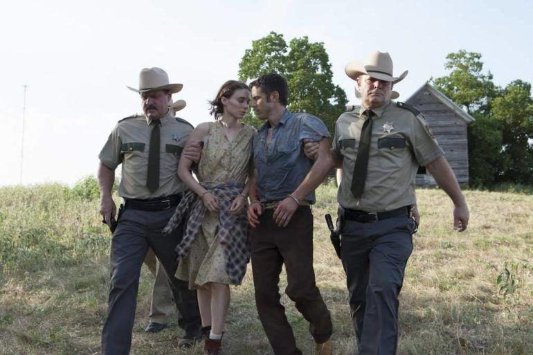Imagen de la película 'En un lugar sin Ley'