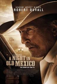 Una noche en el viejo México - Cartel