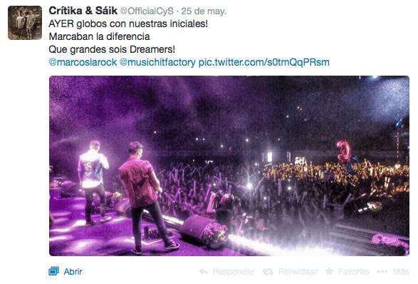 Critika y Saik - Primavera Pop 2014
