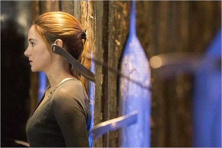 Imagen de la película 'DIvergente' (2014)