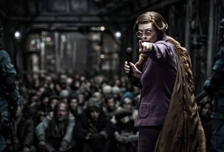 Imagen de la película 'Snowpiercer (Rompenieves)'