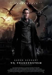 Cartel de 'Yo, Frankenstein'
