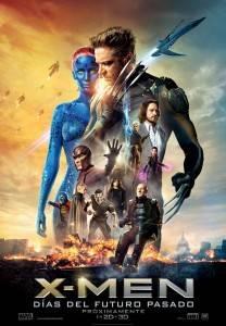 Cartel de la película X-Men: Días del futuro pasado