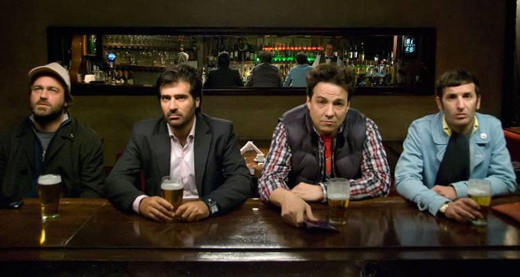 Imagen de la película 'Días de vinilo' (2014)