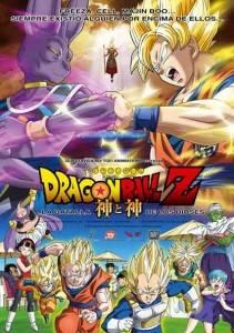 Dragon Ball Z: Battle of Gods - Cartel