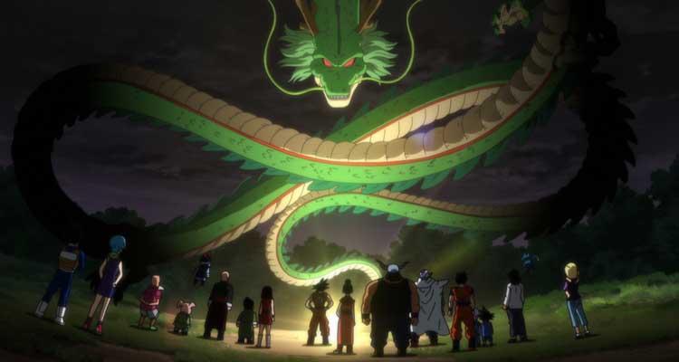 Imagen de la película 'Dragon Ball Z: Battle of Gods' (2014)