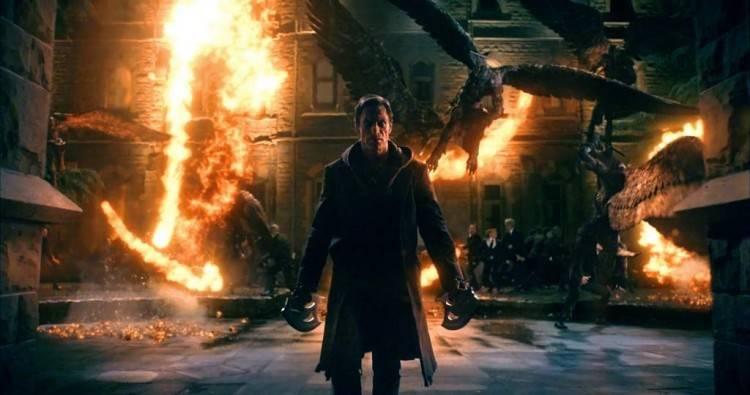 Imagen de la película 'Yo, Frankenstein'