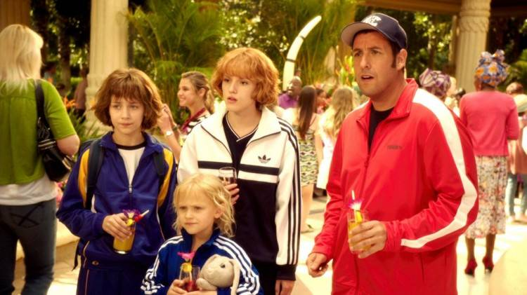 Juntos y Revueltos - Imagen de la película