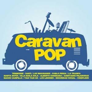 Caravan Pop - Portada