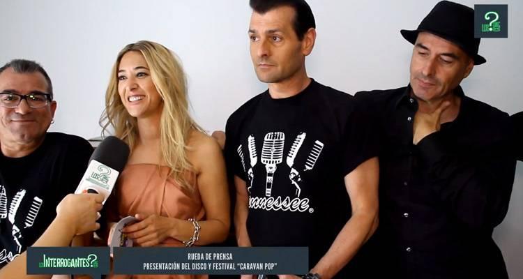 Imagen de la entrevista de 'Caravan Pop' (2014)